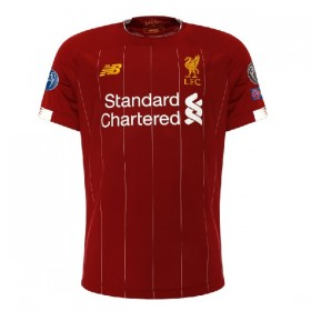 Liverpool LFC MENS EUROPEAN HOME SHIRT 19/20 (Customizable)