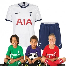 Kid's Tottenham Hotspur Home Suit 19/20(Customizable)
