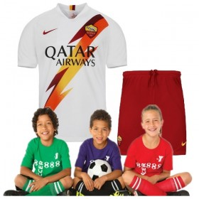 Kid's AS Roma Away Suit 19/20 (Customizable)