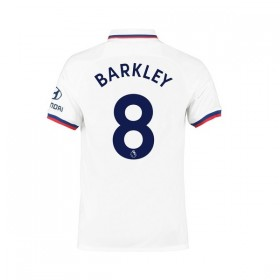 Chelsea Away Jersey 19/20 8#Barkley