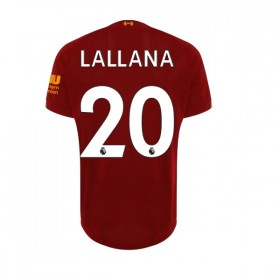 Liverpool home Jersey 19/20 20#Lallana