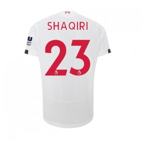 Liverpool Away Jersey 19/20  23# Shaqiri