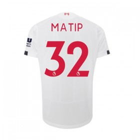 Liverpool Away Jersey 19/20  32#Matip