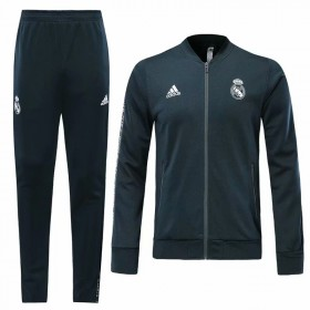 19/20 Real Madrid Training Suit Navy Blue