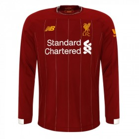 Liverpool Home Long sleeve Jersey 19/20 (Customizable)