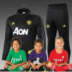 kid's 19/20 manchester united Training Suits