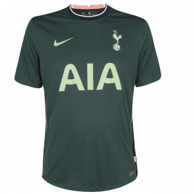 Tottenham Hotspur Away Jersey 20/21 (Customizable)