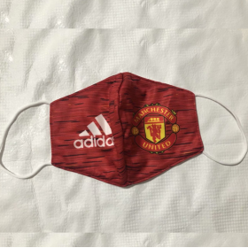 Manchester United Red Face Mask