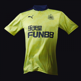 Newcastle United Away Jersey 20/21 (Customizable)