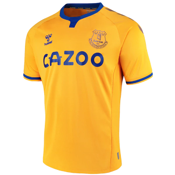 Everton Away  Jersey 20/21 (Customizable)