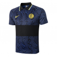 Inter Milan POLO shirt 20/21 Color-black