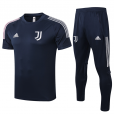 Juventus T-Shirts 20/21 Royal blue