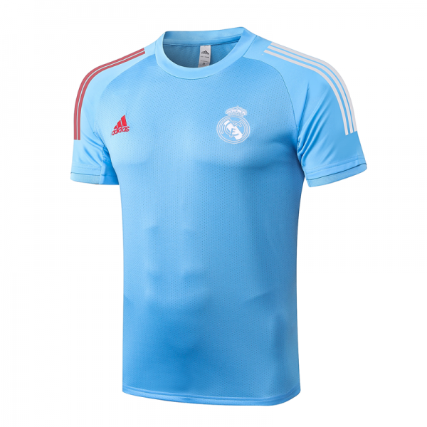 Real Madrid T-Shirts 20/21 Light blue