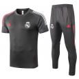 Real Madrid T-Shirts 20/21 Dark gray