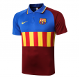 Barcelona POLO Shirts 20/21 Color blue