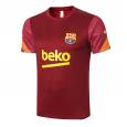Barcelona T-Shirts 20/21 red
