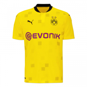 Borussia Dortmund cup Home Jersey 20/21 (Customizable)