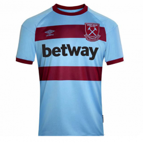 West Ham United Away Jersey 20/21 (Customizable)