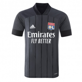 Olympique Lyonnais Away Jersey 20/21 (Customizable)