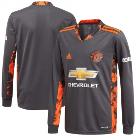Manchester United Home Jersey 20/21 goalkeeper (Customizable)