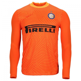 Inter Milan goalkeeper Jersey 20/21(Customizable)