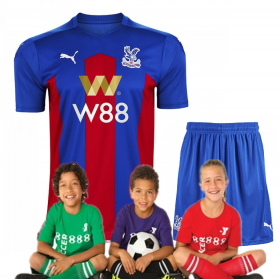 kid's Crystal Palace Home Jersey 20/21 (Customizable)