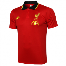 Liverpool POLO shirts 21/22 Red