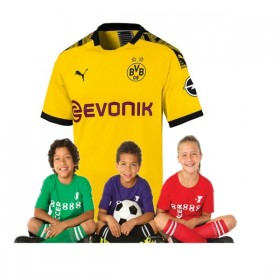 Kid's Borussia Dortmund Home Suit 19/20 (Customizable)